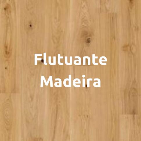 Flutuante Madeira